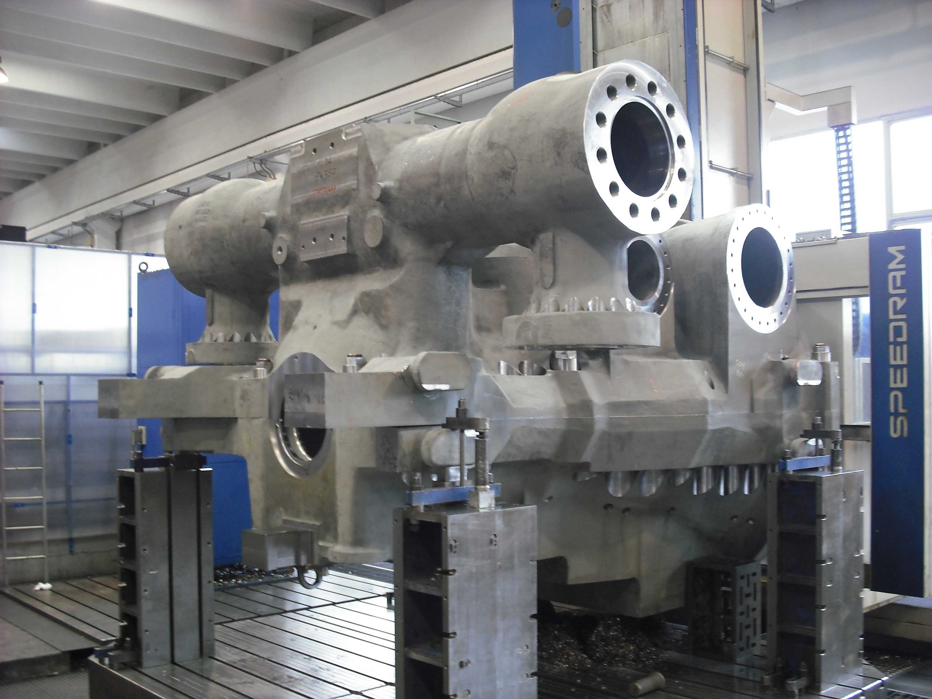 Turbine Casing Picture